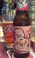 Flying dog beer :p by shy-fox