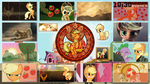 Applejack Stained Wallpapers by GT4tube