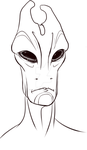 salarian blink by enormousmoonboots