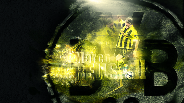 Marco Reus By Joro6 by Lat1nGFX