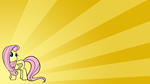 Fluttershy Wallpaper by Atmospark