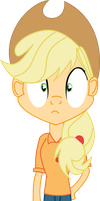 Applejack Hypno by Michaelsety