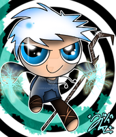 Powerpuff Jack Frost by ghinaagini