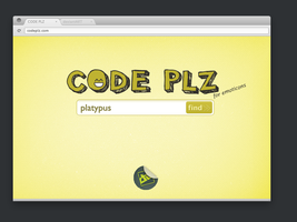 Codeplz Home by spyed
