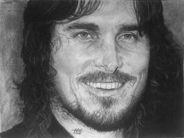 Christian Bale by otong666
