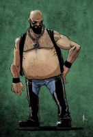 Leather Bear Gang 1 Color by feeesh