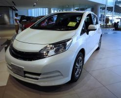 Nissan Note Rider by sudro
