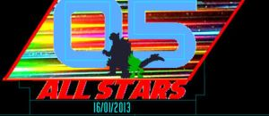05: ALL STARS - 1ST Sprite Silhouettes by GIGAN05