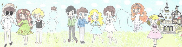 Miss Peregrine's Home for Peculiar Children by ambidextrious-witch