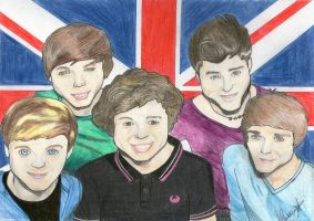 One Direction by PseudonymousRMY