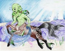 Fisto Centaur--finished by Nerual-56