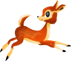 Bambi Vector by Hvan