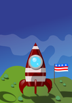 Space Rocket by matchieck