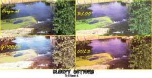 Action Set #5- BLOOPY by 8i-Emmz-i8