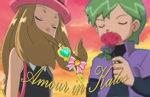 Amour in Kalos by AdvanceArcy