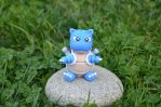 Chibi Blastoise Clay (Check Video Tutorial!) by CraftDragons