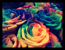 Colours of the rainbow by 90percentAngel