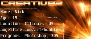 Creativ82 ID v2 by rougeux