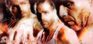 Shawn Michales Banner by FBM721