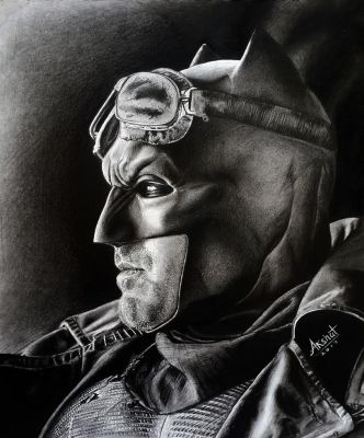 Knightmare Batman (Ben Affleck) by AkshatSH