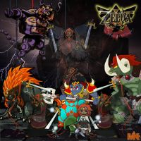 Ultimate Ganon Battle by MightyMusc
