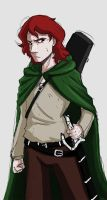 Kvothe by Andrew-Taylor