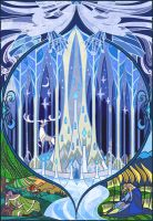 dream of Gondolin by breath-art