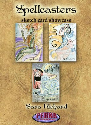 Sara Richard Showcase - Spellcasters
