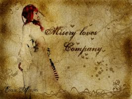 Misery loves Company by Scarlett-Angelheart