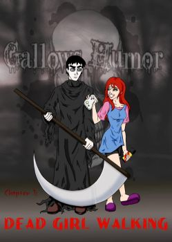 Gallows Humor Chapter 1 Cover by JessieReigne