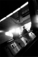 Untitled - Subway by Izaaaaa