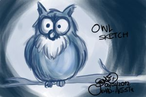 Owl by Doks-Assistant