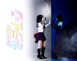 Sailor Saturn - It's Time by Hybryda