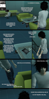 3D Death Note: Before Death by Leustante