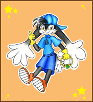 New Klonoa Fan Art by MeckelFoxStudio