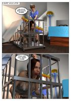 Slave Amber - The Transport Cage  - Page 16 by cosPharaoh