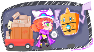 :PE: Box Rescue by Limachuu