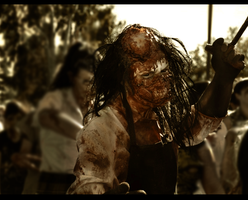 Zombie Walk 3 by PlaceboFX