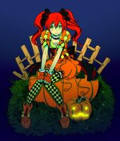 Nami - Color Practise by Sunny-X-Ray