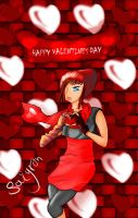 Happy Valentines Day by saiyron