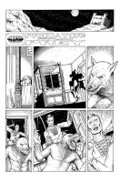 Predator and Prey Page 01 by Grimspeare