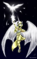 Warrior of Light by Aelius24