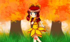 Fall Equinox At Your Service! by Seizure-Salads