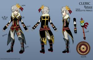 Cleric Dragon Nest SEA Costume Contest by dyelinnes