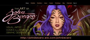 My Website by johnbecaro