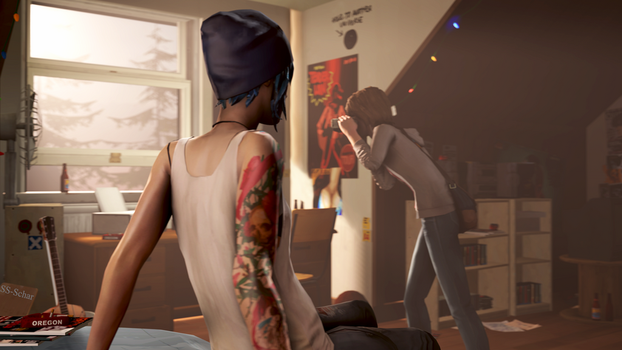 Life Is Strange - Max and Chloe by SSchar