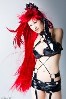Wind Blown - Gurren Lagann by Mostflogged