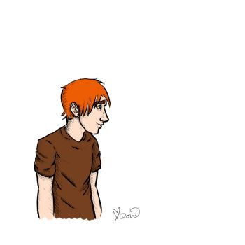 Ron Doodle by StuckInThe90s