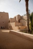 Coptic Monastery by magikstock