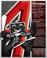 AFL4: Enter Battaman by VexusVersion